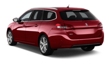 PEUGEOT 308 SW BlueHDI 100cv Business S&S completo