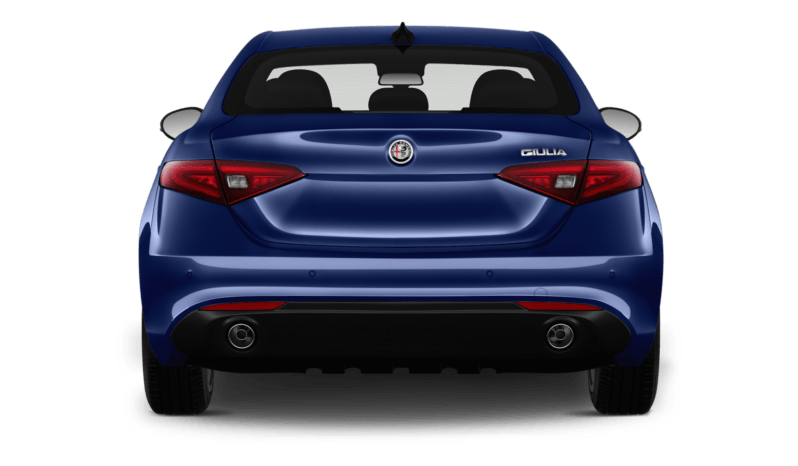 ALFA ROMEO GIULIA 2.2 Turbo AT8 160CV completo