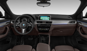 BMW X2 SDrive 18d completo