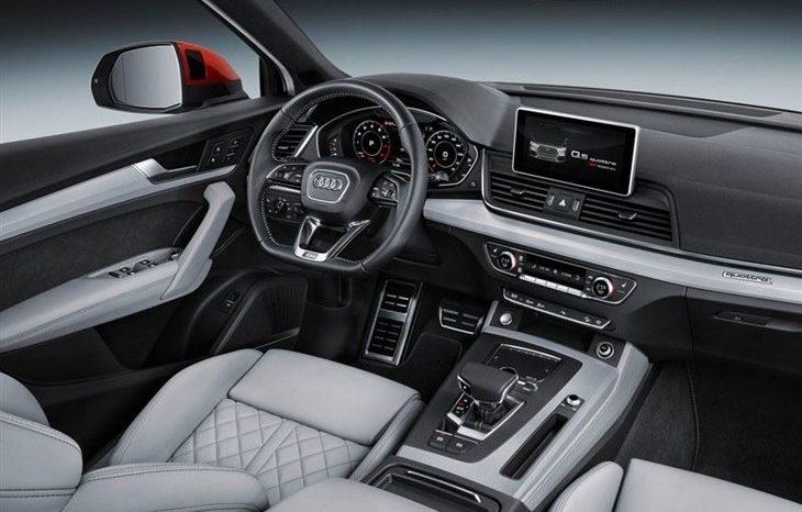 AUDI Q5 35 TDI Quattro S Tronic completo