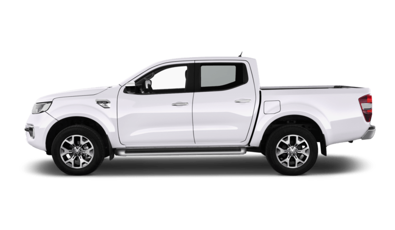 RENAULT ALASKAN Pickup 2.3 DCi Twin Turbo 190cv Intens 4WD completo