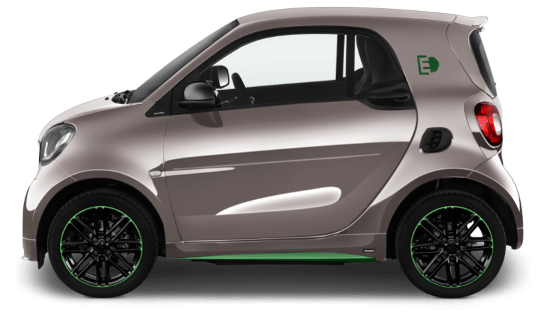 SMART FORTWO COUPÉ EQ 60kW pure completo