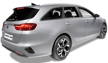 CEED / 5P / STATION WAGON 1.6 CRDI 85KW ECO BUSINESS CLASS DCT SW completo