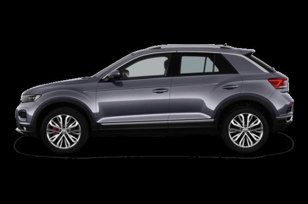 VOLKSWAGEN T-ROC / 2017 / 5P / SUV 1.6 TDI SCR Business BMT completo